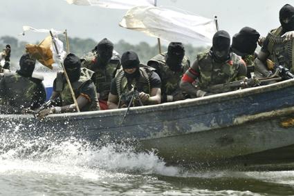 0George - MEND MILITANTS - Oil Rich Niger Delta.jpg