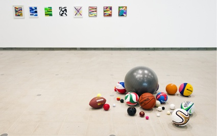 0Installation view Martin Creed What's the point of it, Hayward Gallery. © the artist. Photo Linda Nylind(20).jpg