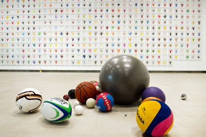 0Installation view, Martin Creed What's the point of it, Hayward Gallery. © the artist. Photo Linda Nylind (33).jpg
