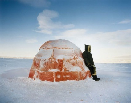 Igloos In The Arctic Lemonade Igloo  Igloolik