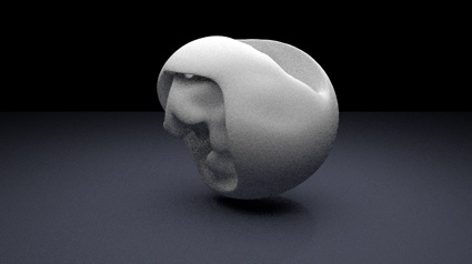 0Quantum Foam #2 [sphere] - White Edition.jpg