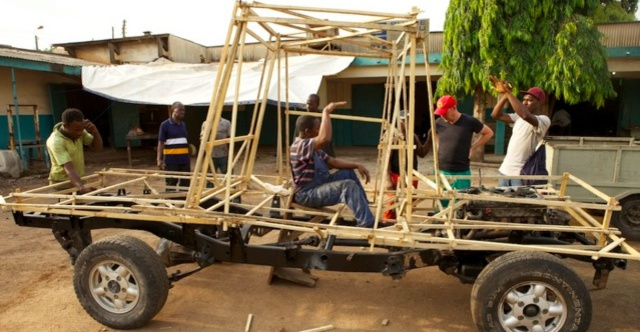 How to build an African concept car in 12 weeks