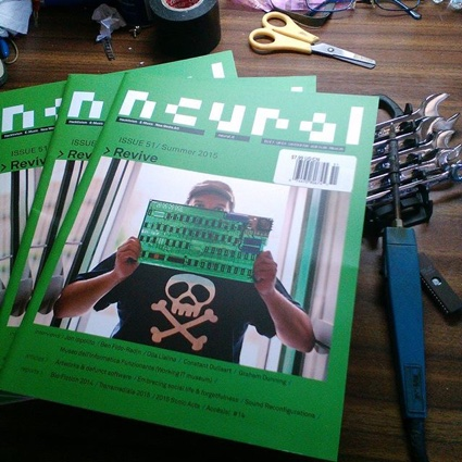 Neural. Issue 51, Revive!