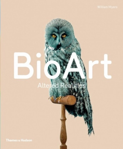 Book review: Bio Art. Altered Realities