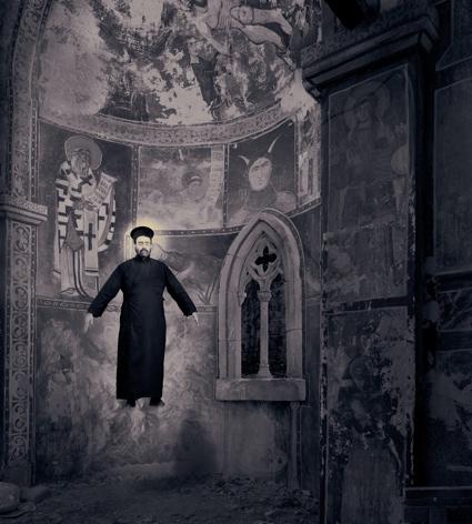 The Miracle of Levitation, 2002, Joan Fontcuberta ∏ Joan Fontcuberta.jpg
